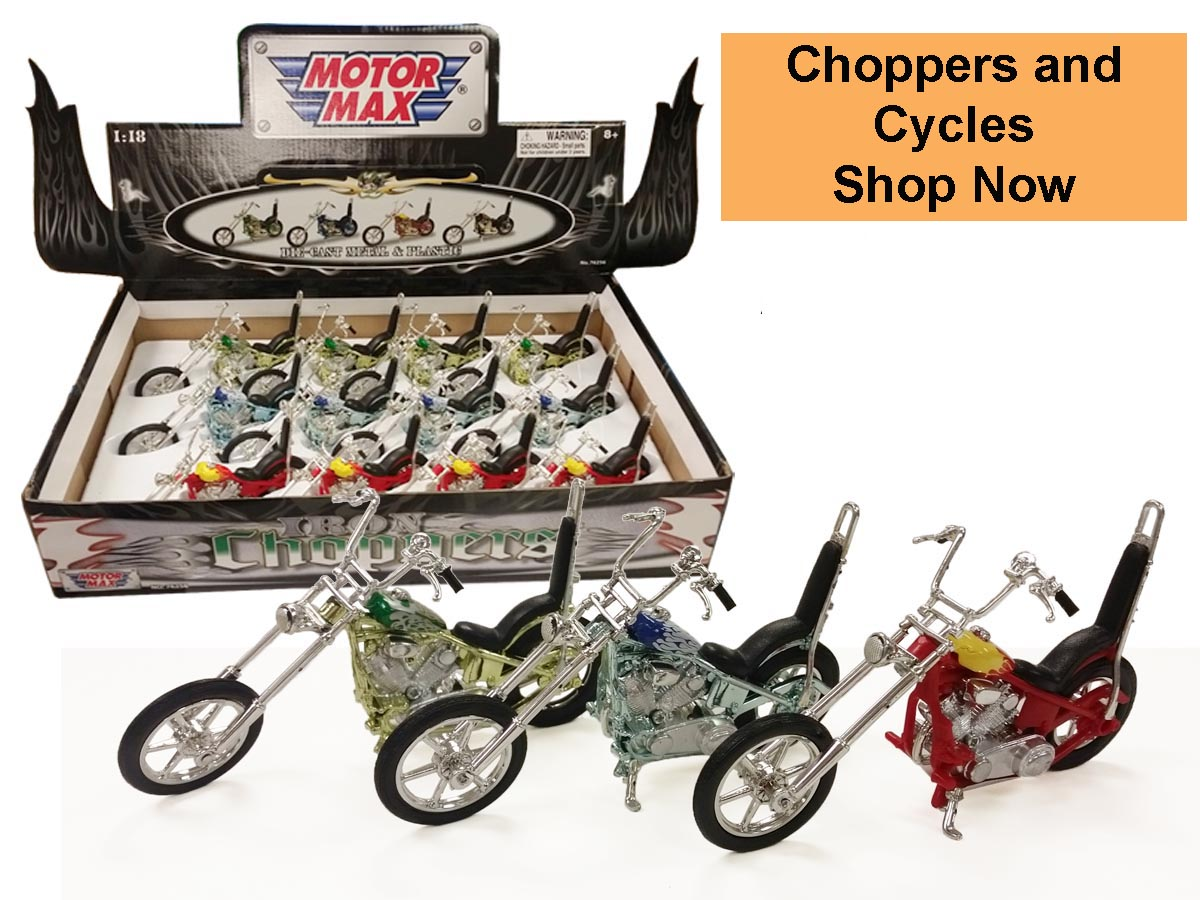 Choppers and Cycles Shop Now