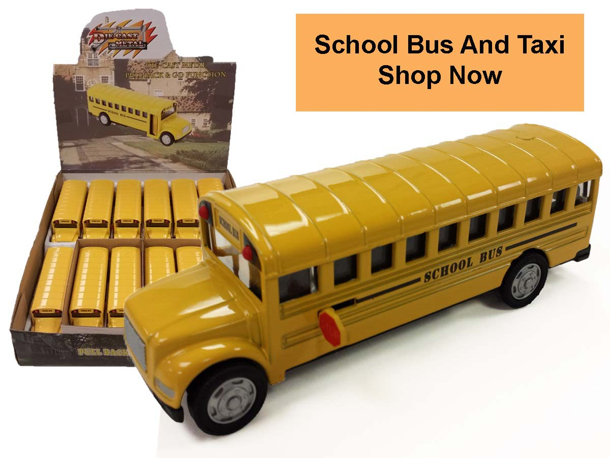 School Bus and taxi shop Now